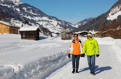 Winterwandern in Großarl